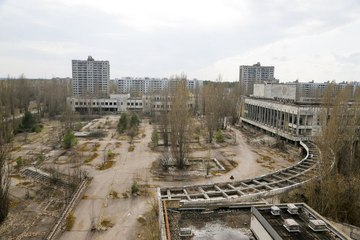 Chernobyl in 2019 - Drone Tour