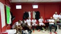 Coupe de Provence : le discours de Bruno Savry coach de Salon Bel Air avant le match