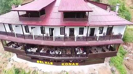 Şelale KONAK Çavuşun Yeri - Drone Görüntüleri