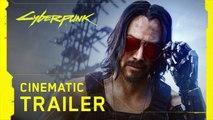 Cyberpunk 2077 -official E3 trailer -2019 - Keanu Reeves
