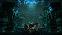 Minecraft : Dungeons - Fenêtre de sortie