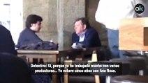 Risto, cazado: contrata a un detective para descubrir 'asuntos sucios' de Eduardo Inda