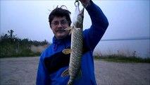 MCH 97 FOUND SWEET FISHING HOLE GULL LAKE ALBERTA CANADA.