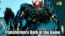 Transformers Dark of the Moon The Game {PS3} Chapter 6 Walkthrough