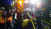 Mulhouse : un incendie détruit six box dans un garage