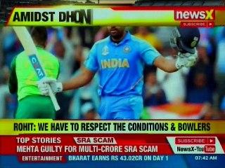 India vs Australia, ICC Cricket World Cup 2019: Rohit Sharma, Aaron Finch addresses the media before match