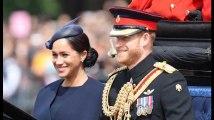 Meghan Markle, l'épouse du prince Harry, a fait sa première apparition officielle depuis la naissance de leur fils Archie