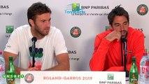 Roland-Garros 2019 - Les potes Jérémy Chardy et Fabrice Martin visent Londres et le Masters en double