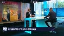 Le duel: Lamine Gharbi face à Fabien Guez - 09/06