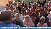 Marseille - Boulégan :  quelle ambiance au festival de la culture, des arts culinaires et des loisirs provençaux !