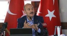Süleyman Soylu: PKK, Ekrem İmamoğlu'yla İstanbul'a sızmaya çalışıyor