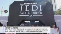 """Star Wars Jedi: Fallen Order"" leads Electronic Arts menu at E3 (C)"