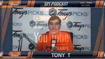 Sports Pick Info Texas Am Clemson College Football Picks with Tony T and Sean Higgs 9/7/2019