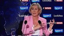 """Nadine Morano : """"Valérie Pécresse ne veut pas un débat, elle veut une cour"""""""