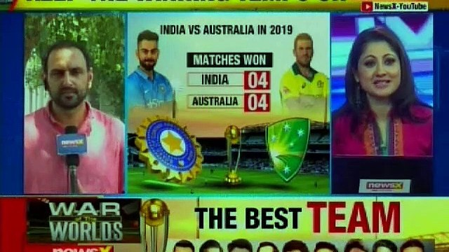 India Vs Australia, World Cup 2019