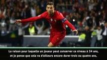 """Portugal - Santos : """"Ce que fait Ronaldo à 34 ans est hors du commun"""""""