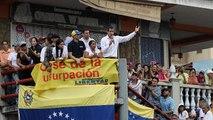 Statu quo politique au Venezuela