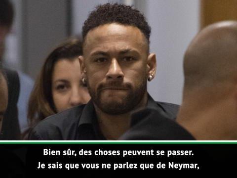 """Brésil - Tite : """"Vous ne parlez que de Neymar, mais il faut aussi se soucier du reste !"""""""