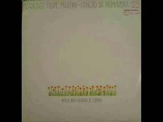 Francisco Filipe Martins - Primavera 1
