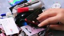 طريقة سهلة لتنظيم حقيبة اليد