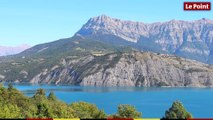 Serre-Ponçon : la montagne les pieds dans l'eau