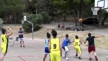 Istres : beau succès pour le tournoi de basket mon moral en couleur