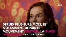 Isabelle Huppert : son coup de gueule contre les inégalités salariales au cinéma