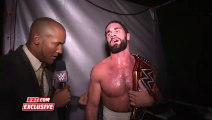 Part 3 Seth Rollins wants a fair fight out of Brock Lesnar WWE Exclusive, June 7, 2019