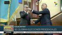 Kazajistán se alista para elecciones presidenciales