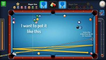 Spin Tutorial of 8 ball pool - video dailymotion