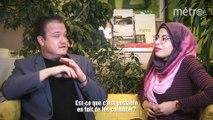 Discussion de salon avec Dalila Awada