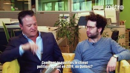 Discussions de salon avec Fred Dubé