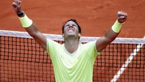 Rekord: Rafael Nadal feiert 12. French-Open-Sieg gegen den Österreicher Dominic Thiem