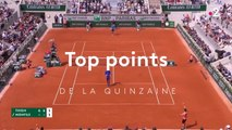 Thiem, Nadal, Wawrinka : le Top points de la quinzaine