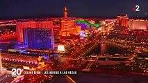 Las Vegas : après 1 000 concerts, les adieux de Céline Dion