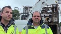 A Illzach, la démolition de la friche SIPP s'achève