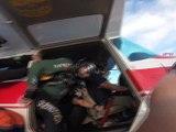 Coincée par son harnais à 1700 m d'altitude à un patin d'hélicoptère - Ce jour là - TL7, Télévision loire 7