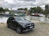 Essai Mercedes GLC 2019