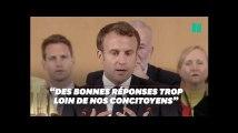 """Avec les gilets jaunes, Macron admet avoir commis une """"erreur fondamentale"""""""