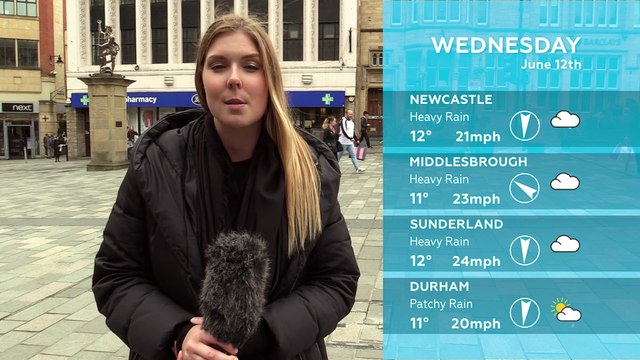 WEATHER: June 12th 2019