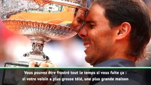 "Roland-Garros - Nadal : ""Rattraper Roger ? Je n'y pense pas"""