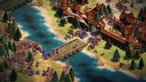 Age of Empires II DE -  Trailer de gameplay E3 2019