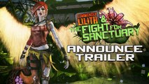 Borderlands 2 - Trailer 'Commander Lilith & the Fight for Sanctuary'