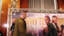 IT'S ON! - DAVID PRICE v DAVID ALLEN **OFFICIAL** HEAD-TO-HEAD @ PRESS CONFERENCE