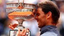 Rafael Nadal wins 12th French Open title, beating Australian Dominic Thiem