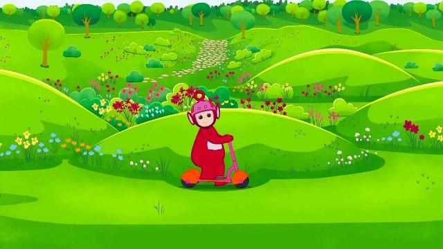★ Teletubbies ★ Tubby Custard Train Goes Splat ★ Learn Nursery Rhymes for Kids ★ cartns for Kids prt 1/2