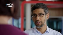 AXIOS on HBO- Sundar Pichai on YouTube's Harmful Content (Season 2 Episode 2 Clip)