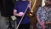 LowDown Brass Band's Andrew Zelm and Matthew Davis - GEAR MASTERS Ep. 289