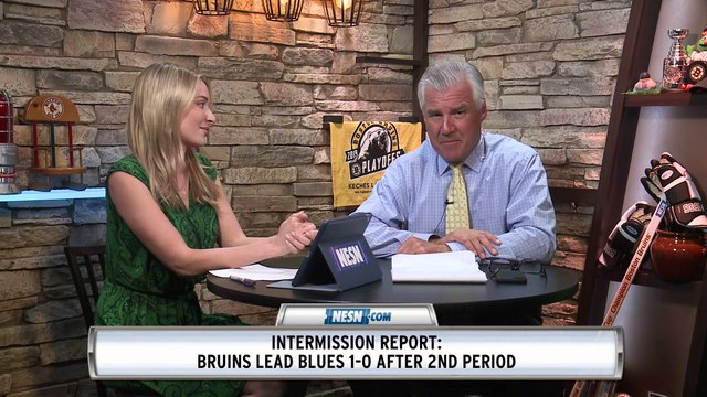 Stanley Cup Final Game 6: Second Intermission Report