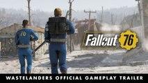 Fallout 76 - Trailer de gameplay Wastelanders E3 2019